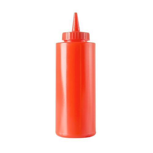 Plastic pourer colore rosso attrezzature barman bar 12 pezzi