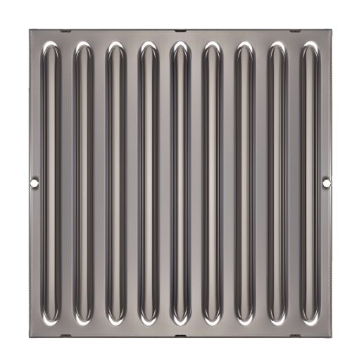 Filtro filtri cm 40x50 a labirinto acciaio inox cappa cucina ...
