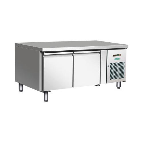 Tavolo frigorifero frigor frigo 2 porte h cm 65 cm 136x70x65 2 8 rs1929 - Frigo da tavolo ...